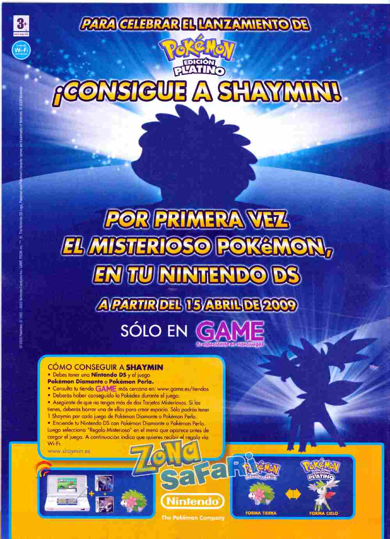 shayminespaa dans Jeu Pokemon